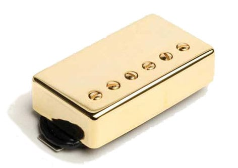 Seymour Duncan SH-PG1n Pearly Gates Humbucking Guitar Neck Pickup with Gold Cover SH-PG1NGC