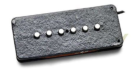 Seymour Duncan SJM-1N Vintage for Jazzmaster, Neck Single-Coil Guitar Pickup, Vintage for Jazzmaster, Neck SJM-1N