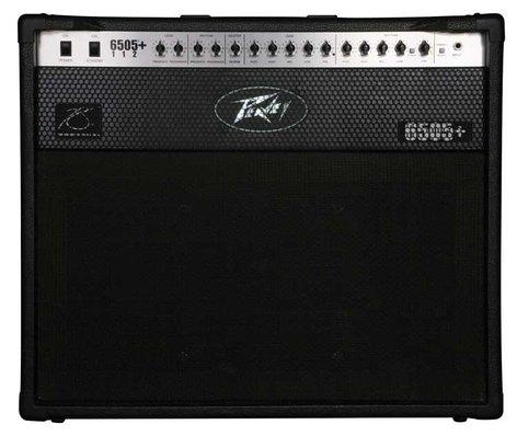 """Peavey 6505+112 Peavey 6505+112Tube Combo Amplifier, 60W 1x12"""" 6505+112"""