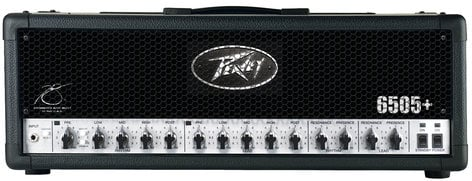 Peavey 6505+HEAD 120W 2-Ch Tube Guitar Amplifier Head 6505+HEAD