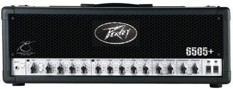 Peavey 6505+ 120W 2-Ch Tube Guitar Amplifier Head 6505+HEAD
