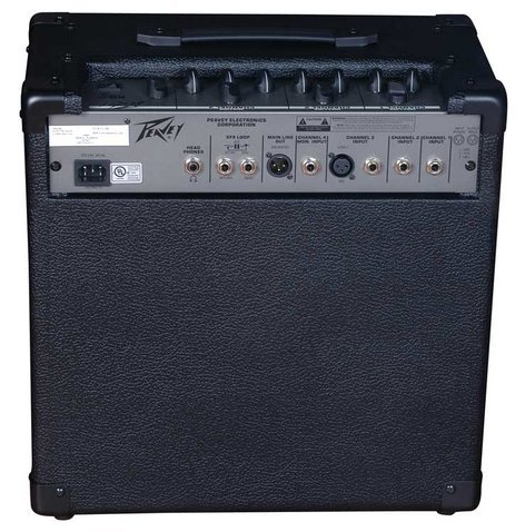 "Peavey KB2-PEAVEY KB2 Keyboard Amp Keyboard Amp 3 Channel, 50W 10"" Speaker KB2-PEAVEY"