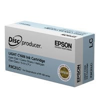 Epson PJIC2-LC Ink Cartridge, Light Cyan PJIC2-LC