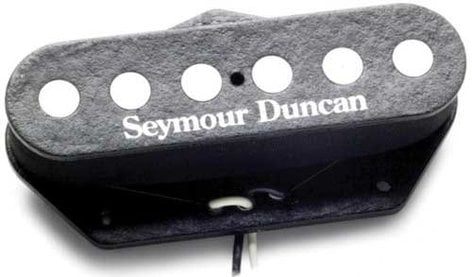 Seymour Duncan STL-3 Quarter Pound for Tele Lead (Bridge) Single-Coil Guitar Pickup, Quarter Pound for Tele Lead (Bridge) STL-3