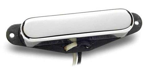 Seymour Duncan STR-1 Vintage 54 Rhythm Tele, Neck, Chrome Single-Coil Guitar Pickup, Vintage `54 Rhythm Telecaster, Neck, Chrome Cover STR-1