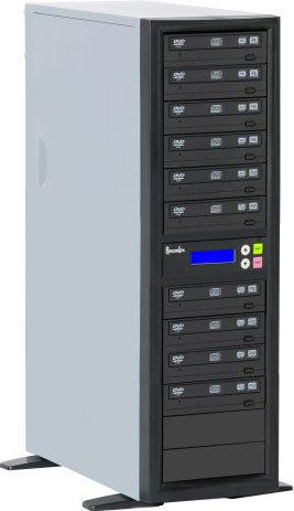 Recordex USA Inc. DVDX10E 10-Bay Expansion Unit for DVD/CD Duplicator DVDX10E