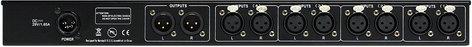 Marshall Electronics AR-AM4  4-Channel Analog Audio Monitor AR-AM4