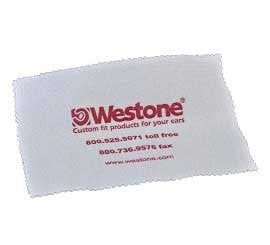 Westone Cleaning Cloth Replacement Cleaning Cloth CLEANING-CLOTH