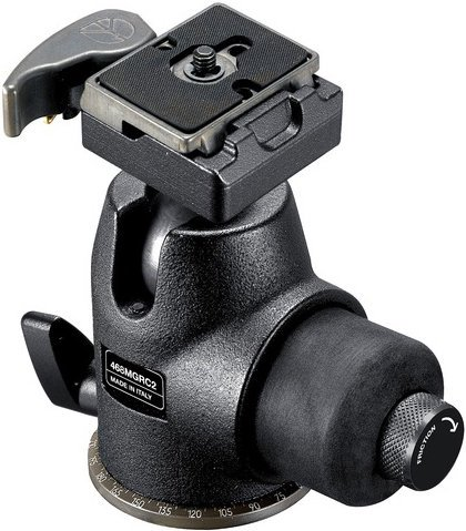 Manfrotto 468MGRC2  Hydrostatic Tripod Head with RC2 Rapid Connect System 468MGRC2