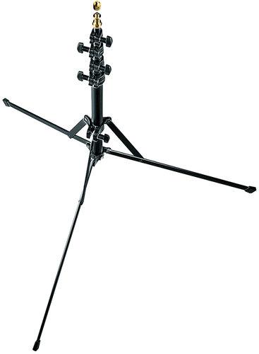 "Manfrotto Black Alu Nano Stand 6' 4"" 5-Section Light Stand 5001B"