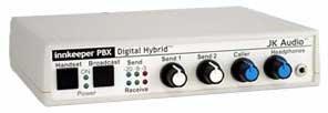 JK Audio INNPBX Desktop Digital Telephone Hybrid Interface, Innkeeper-PBX INNPBX