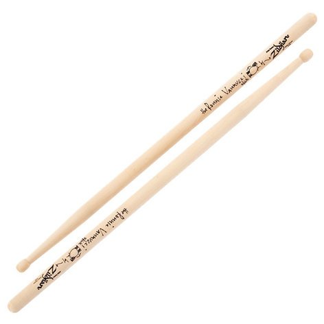Zildjian ASRV Ronnie Vannucci Artist Series Drumsticks, Maple, Wood Tip ASRV
