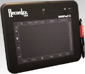 Recordex USA Inc. IMMPAD-SE Wireless 2.4 GHz RF Interactive Multimedia Tablet IMMPAD-SE