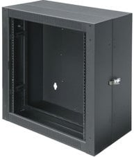 """Middle Atlantic Products SWR-16-12 16-Space, 12"""" D SWR Series Shallow Wall Rack SWR-16-12"""
