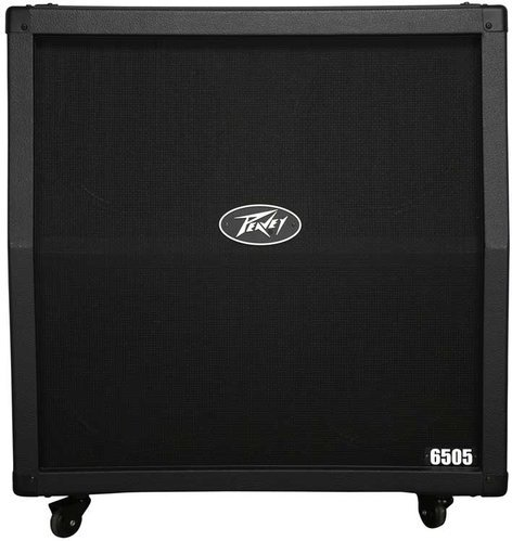 "Peavey 6505-412SLANT 6505 412 Slant Cabinet 4x12"" 300W Angled Guitar Speaker Cabinet with Celestion Greenback 25 Speakers 6505-412SLANT"