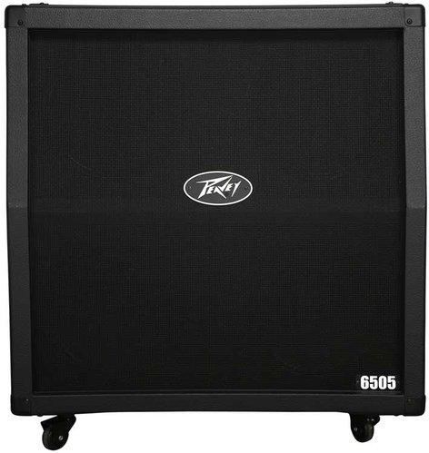 "Peavey 6505 412 Slant Cabinet 4x12"" 300W Angled Guitar Speaker Cabinet with Celestion Greenback 25 Speakers 6505-412SLANT"