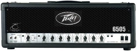 Peavey 6505 120W 2-Ch Tube Guitar Amplifier Head 6505-HEAD