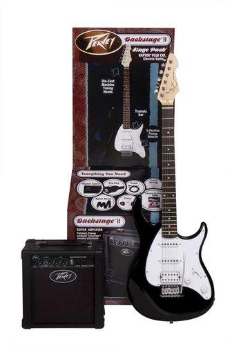 Peavey RAPTOR-STAGEPACK Raptor Stage Pack Electric Guitar Package RAPTOR-STAGEPACK