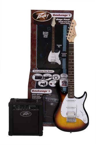 Peavey Raptor Stage Pack Electric Guitar Package RAPTOR-STAGEPACK