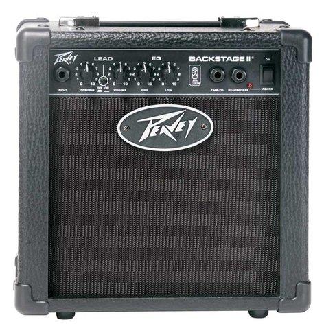 """Peavey BACKSTAGE TransTube Combo Amp 10 Watt 6"""" Speaker BACKSTAGE"""