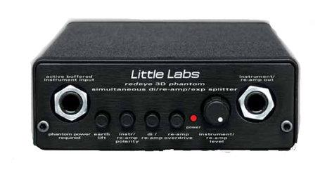 Little Labs RED-EYE-3D  Passive Direct Box w/ Phantom Power RED-EYE-3D