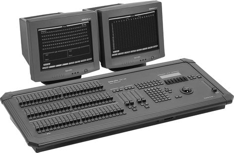 Leviton CTP-7-0048 Innovator 24/48 Lighting Console, 120/240V CTP-7-0048