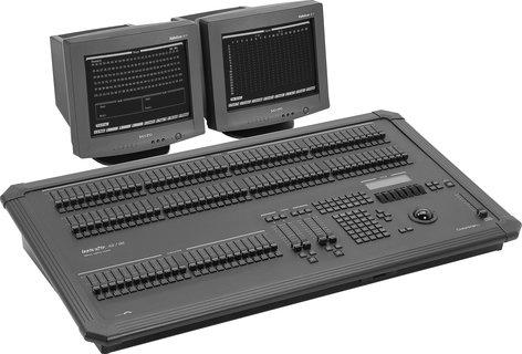 Leviton CTP-7-0096 Innovator 48/96 Lighting Console, 120/240V CTP-7-0096