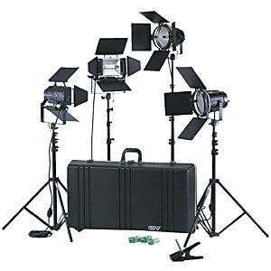 Smith Victor Corp K76 Lighting Kit 4000W Pro Studio (401422) K76