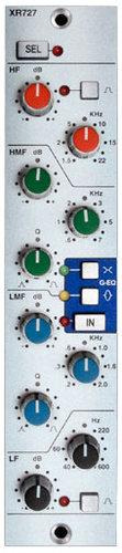 Solid State Logic XRACK-STEREO-EQ  Stereo EQ Module for XRack  XRACK-STEREO-EQ