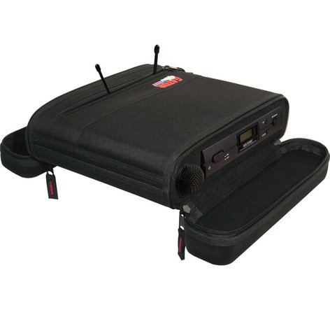 Gator Cases GM-1WEVAA Wireless System Case GM-1WEVAA