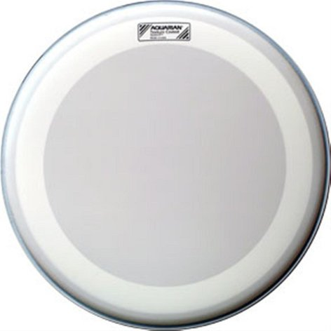 "Aquarian Drumheads TCSX16 16"" Satin Finish Texture Coated Single-Ply Drum Head TCSX16"