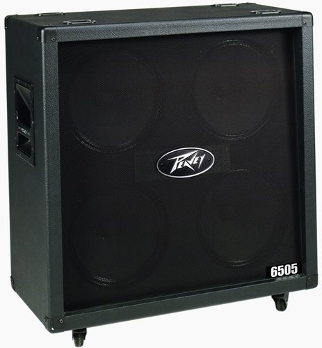 "Peavey 6505 412 Straight Cabinet 4x12"" 300W Straight Guitar Speaker Cabinet with Celestion Greenback 25 Speakers 6505-412STRAIGHT"