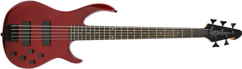 Peavey Millennium 5 BXP 5-String Passive Electric Bass Guitar in Solid Finishes MILL5-BXP-SOLID
