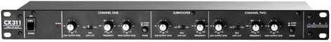 ART CX311 Stereo 2-Way Crossover CX311