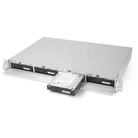 OWC Mercury Rack Pro 12TB 12TB 1U Quad Interface 4 Bay RAID Solution OWMRPM3F8Q12.0T