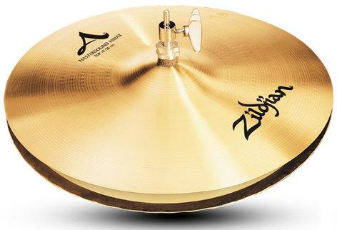 """Zildjian A0123 14"""" A Mastersound Hi Hats A0123"""