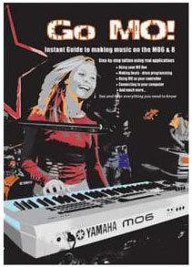 Yamaha GO-MO-DVD DVD, MO6/MO8 Synthesizers GO-MO-DVD