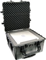 Pelican Cases PC1644 Large Transport Case with Wheels & Padded Dividers PC1644