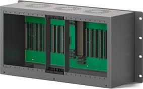 Blackmagic Design VHUBUV/72CH Universal Videohub 72 Card-Based Router Frame for 72x72 3G-SDI and 72 Control VHUBUV-72CH