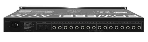 Behringer P16-I 16-Channel Interface Module with Analog and ADAT Optical Inputs P16-I