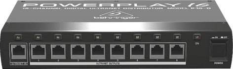 Behringer P16-D 16-Channel Ultranet Distributor P16-D