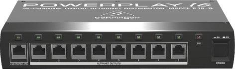 Behringer P16-D 16-Channel Ultranet Distributor P16-D