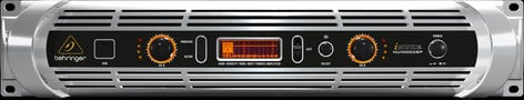Behringer NU1000DSP Amplifier, 2 x 300 Watts @ 4 Ohms, with DSP, iNuke NU1000DSP