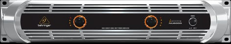 Behringer NU6000 2 x 3000 Watts @ 4 Ohms iNuke Amplifier NU6000
