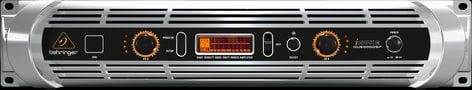 Behringer NU6000DSP iNuke 2 x 3000 Watts @ 4 Ohms Amplifier with DSP NU6000DSP