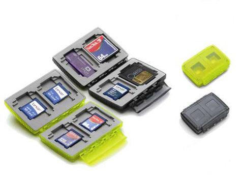 Gepe 3861E Card Safe Extreme, Onyx 3861E