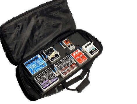 "Electro-Harmonix EHPEDALBOARDBAG 27""x12""x2"" Pedalboard Gig Bag EHPEDALBOARDBAG"