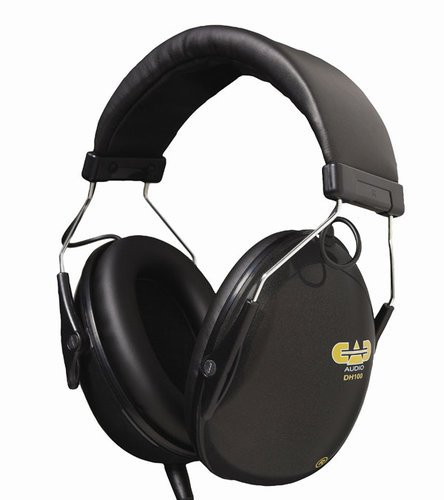 CAD Audio DH100 Headphones, Drummers Isolation DH100-CAD