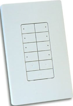 Philips Color Kinetics 103-000020-00 Controller Keypad for iPlayer 3 103-000020-00