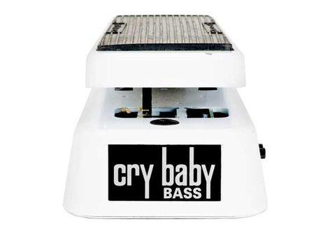 Dunlop Manufacturing GCB105Q Crybaby Bass Wah Pedal Crybaby Bass GCB105Q